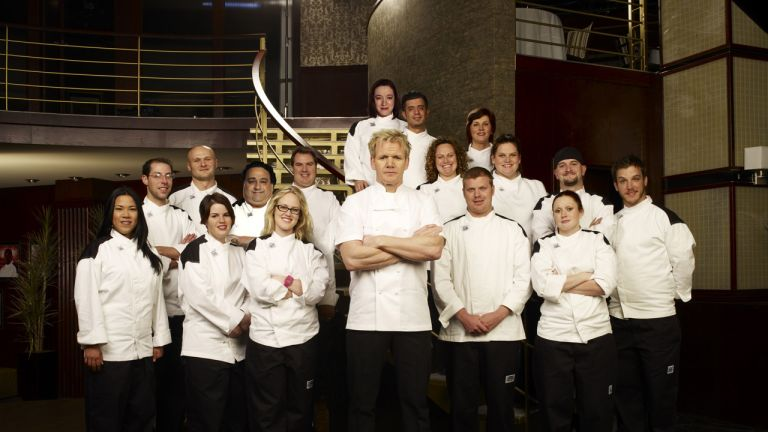 Hell's Kitchen 8