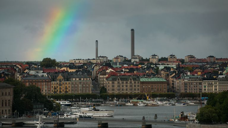 Le bonheur en Scandinavie