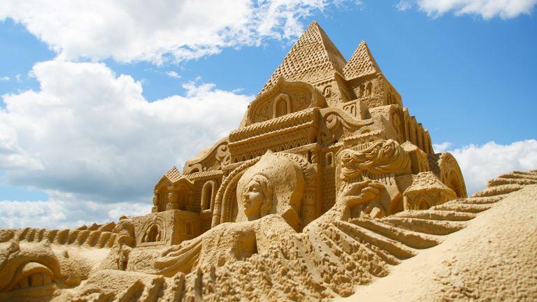 Les maîtres du sable