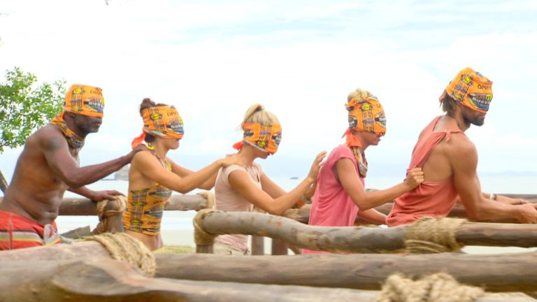 Survivor : l'le de la rdemption