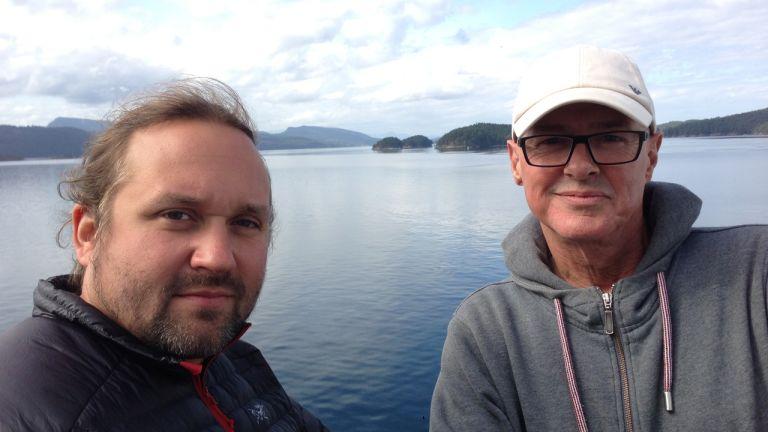 Île de Vancouver et pêche en haute mer