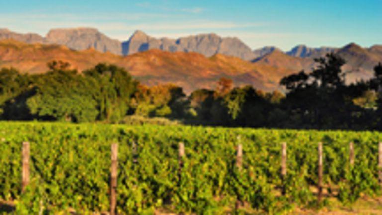 Domaine Delaire Graff, Stellenbosch,Afrique du Sud