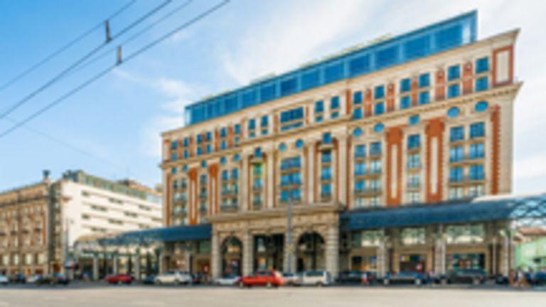 Hôtel Ritz Carlton, Moscou, Russie