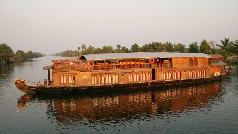 Les Backwaters à bord du Vaikundam & Sauver Nigam