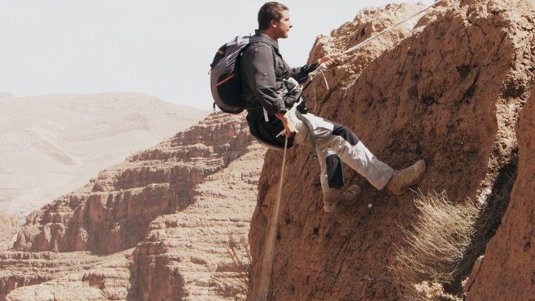 Détresse dans le canyon