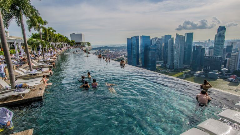 Hôtels de Singapour