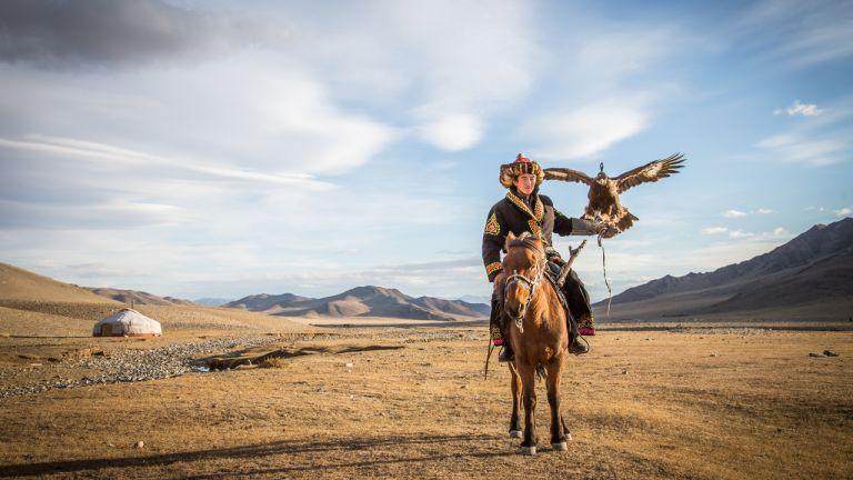 Virée en Mongolie