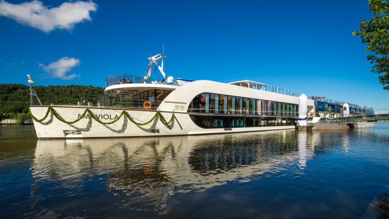 Le Pays-bas à bord de l'AMA Viola