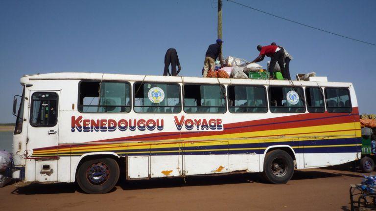 De Ouagadougou à Conakry