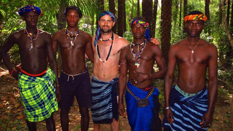 Le peuple des îles