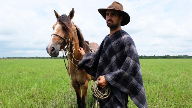 Les cowboys des marécages