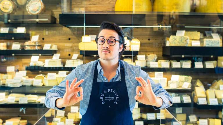 Bryan le fromager