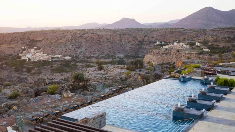 Anantara Al Jabal Al Akhdar, Oman