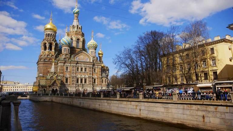 Russie 1 : De St Pétersbourg à Moscou