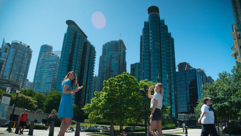 Vancouver - Downtown, Yaletown, Vancouver Nord