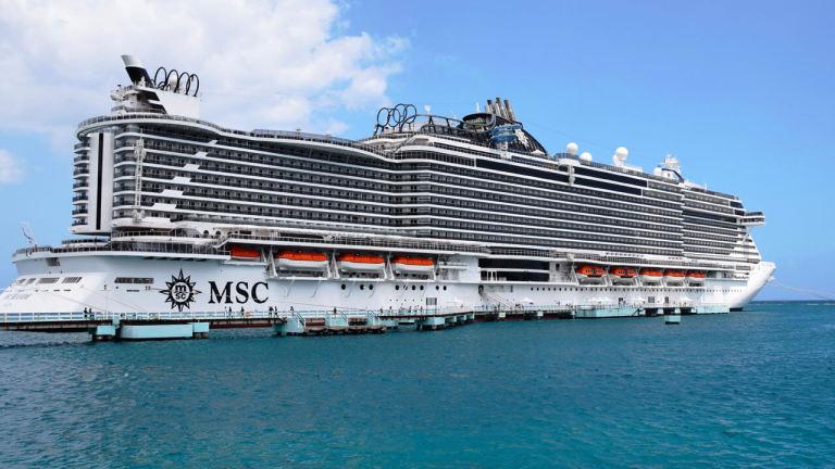 Les Caraïbes de l'est, à bord du MSC Seaside
