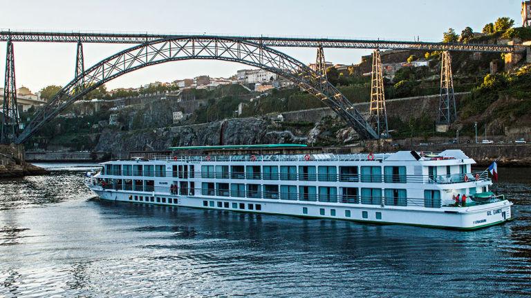 La vallée du fleuve Douro, à bord du MS Gil Eanes
