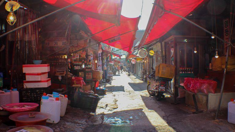 Corée: Jeju