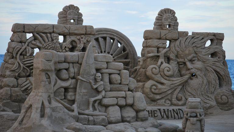 Le dieu du vent