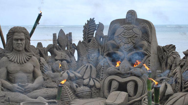 Les maîtres du feu de Fidji