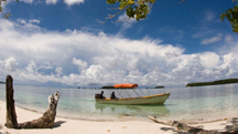 La Micronsie : les les perdues