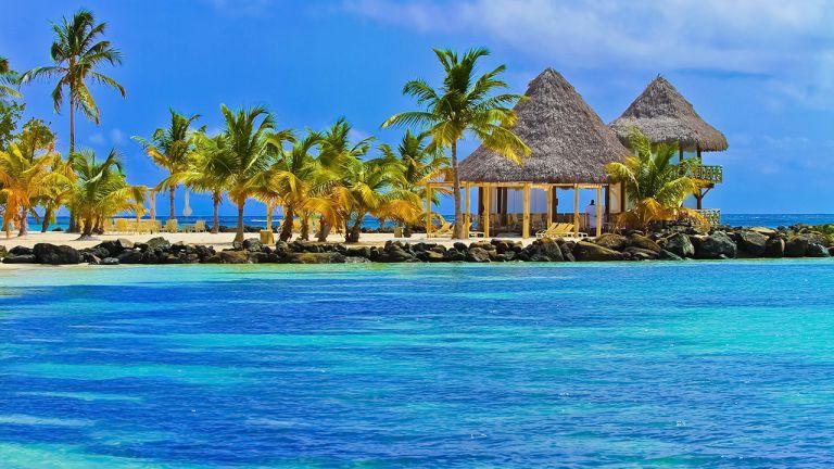 Les paysages de l'extrémité est de la République dominicaine, où  se trouve Punta Cana, sont dominés par une succession presque ininterrompue de champs de canne à sucre et d'orangeraies. Au fil de ces agréables paysages surgissent çà et là de petits villages pittoresques avec leurs maisons de bois aux tons pastel. Dans cette région peu peuplée, on peut faire plusieurs dizaines de kilomètres en voiture sans traverser d'agglomération. Pour le reste, Punta Cana offre aux visiteurs curieux l'occasion de découvrir les multiples facettes de la vie traditionnelle et les coutumes paysannes des habitants. Par contre, la plupart des vacanciers viennent dans cette région pour une tout autre raison : ses plages comptent en effet parmi les plus belles du pays.  Depuis le début des années 1980, la Côte des cocotiers, jadis inhabitée, fait l'objet d'un important développement hôtelier. Les promoteurs ont tous adopté, à peu de chose près, la même formule, construisant sur d'immenses terrains de grands hôtels luxueux au bord de formidables plages complètement privées. Les voyageurs qui souhaitent sortir de cette enclave réservée presque uniquement au tourisme découvriront une belle région sauvage.
