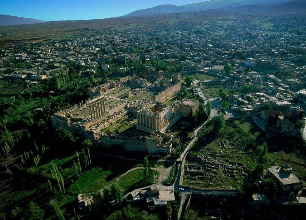 Baalbek, Liban