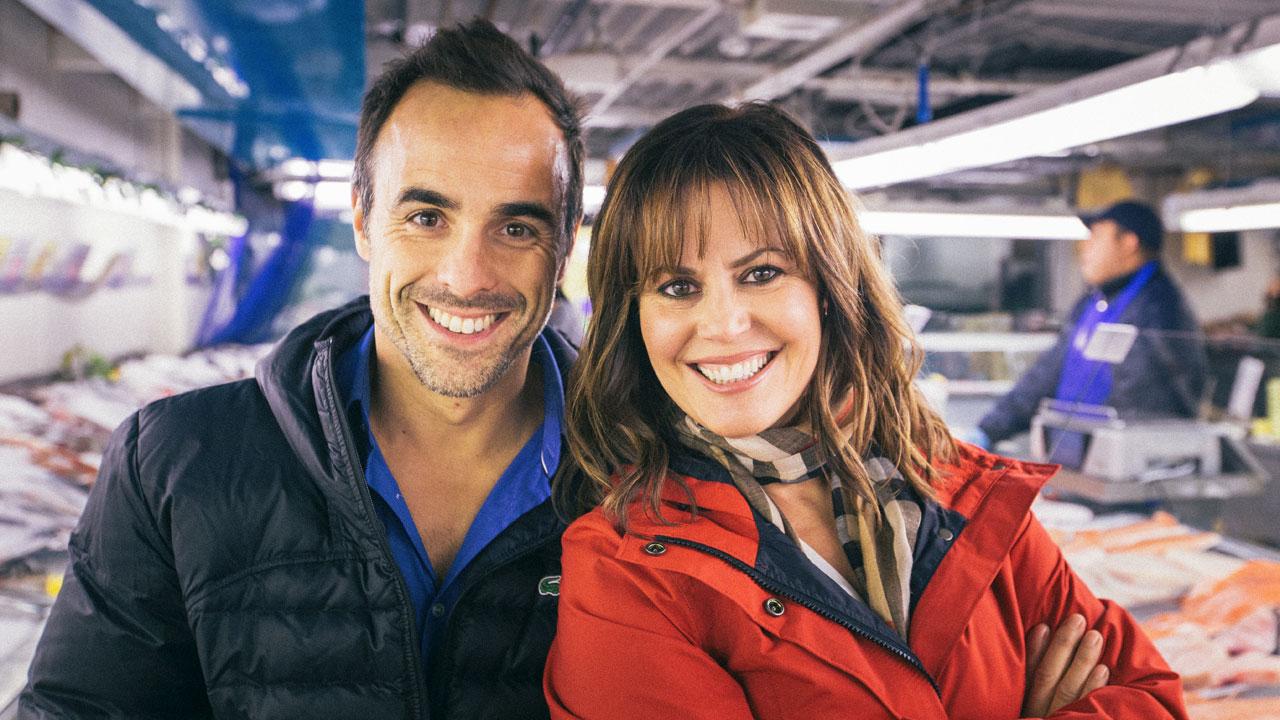 Patricia Paquin et Sébastien Benoît