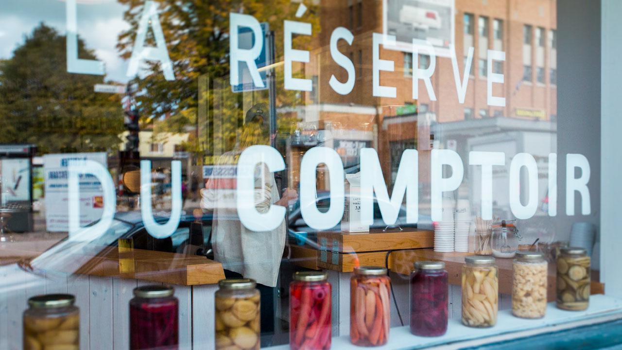La Réserve du Comptoir