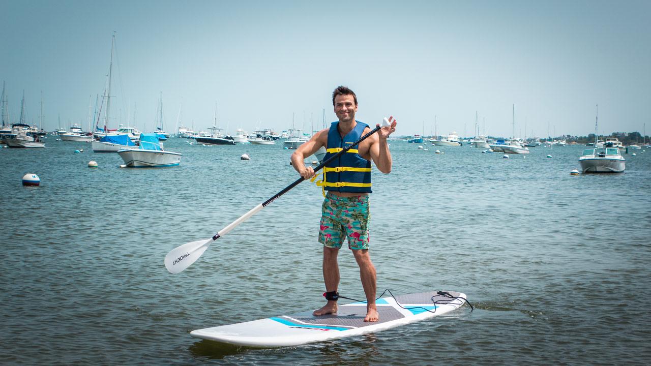 Direction la mer avec David Bernard