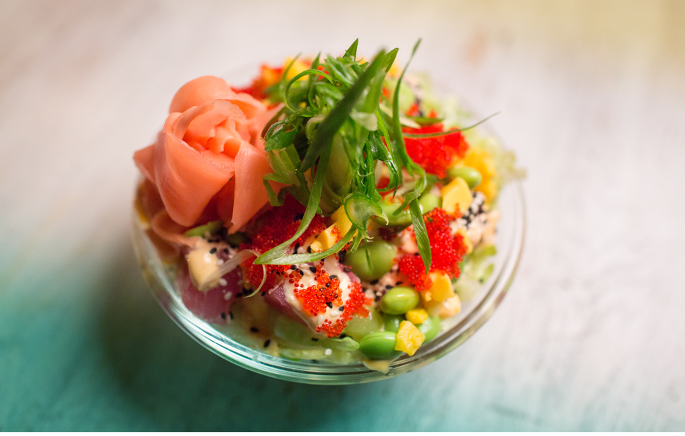 Salade santé!