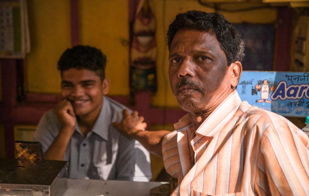 Habitants Mumbai, GuJarat