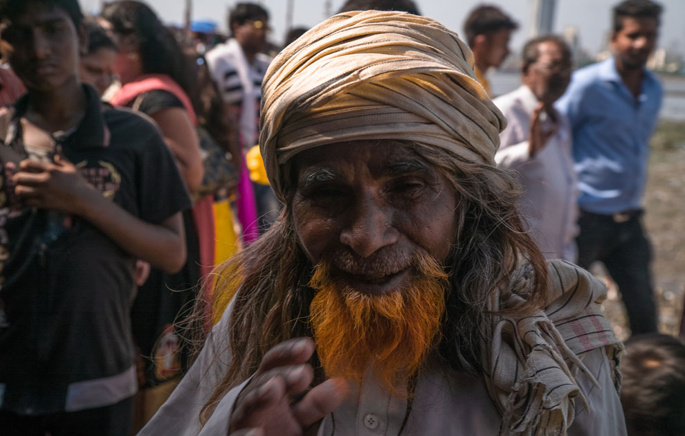 Un indien à Mumbai