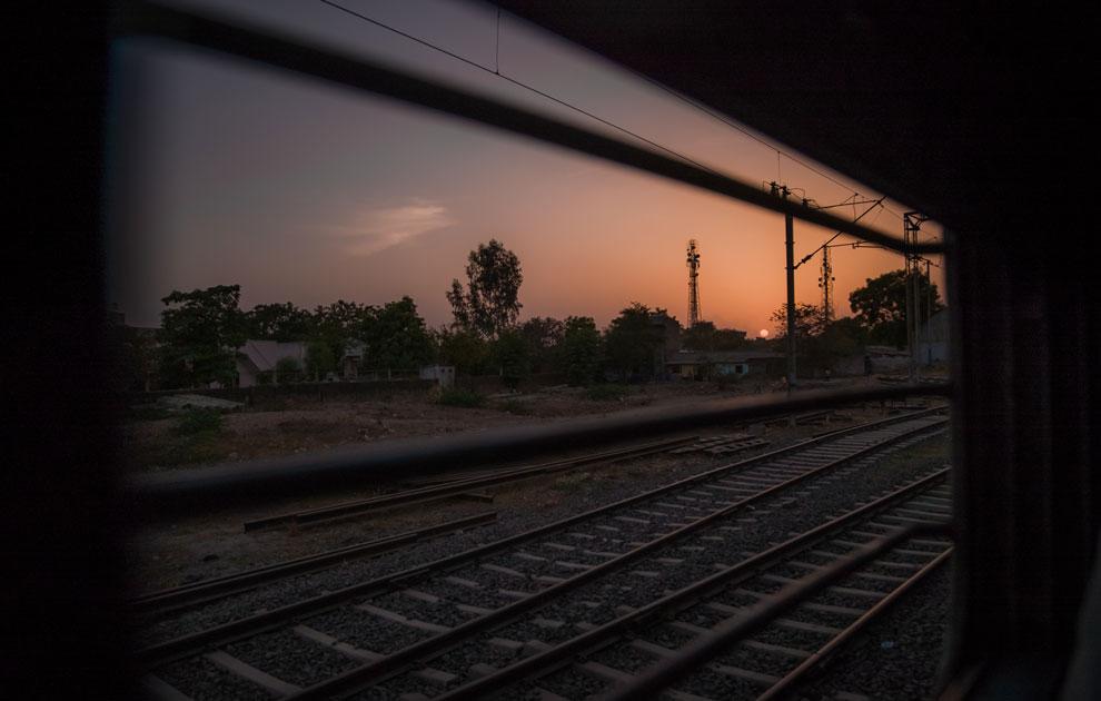 Mumbai, le soir