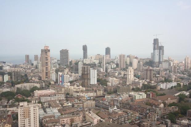 Alexandra à Bombay