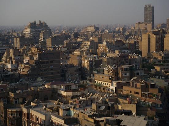 Alexandra au Caire