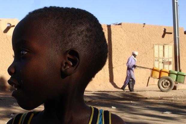 Christophe au Niger