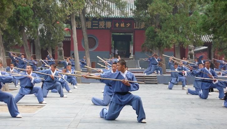 Manuel en Chine