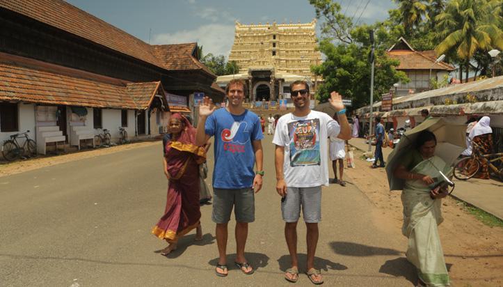 OuiSurf en Inde