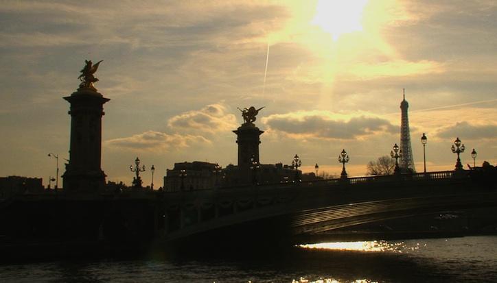 Paris bouche à bouche