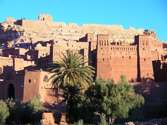 Sébastien au Maroc
