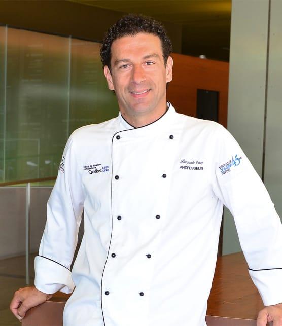 Pasquale Vari, ambassadeur de la cuisine italienne