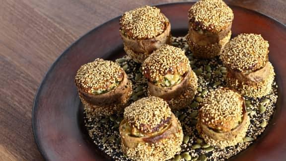 Pommes de terre tandoori