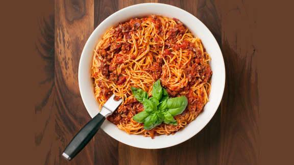 Sauce tomate et veau