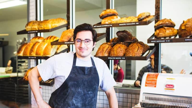 Bryan le boulanger