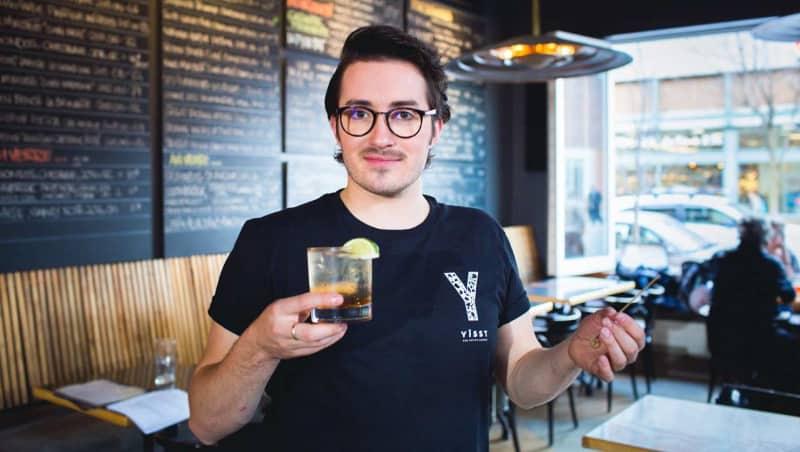 Bryan le barman