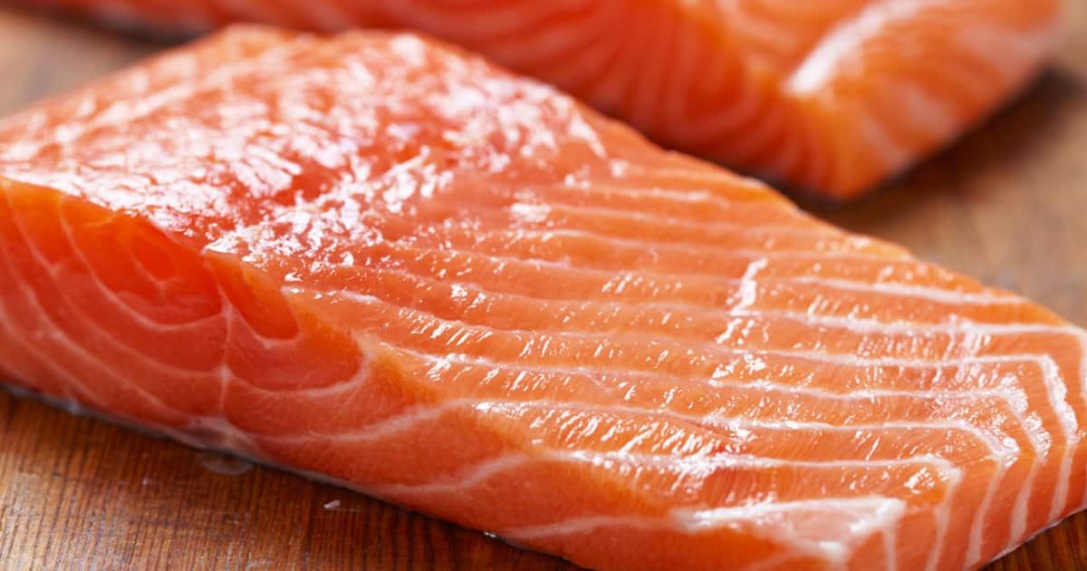 Saumon cru et sauce ponzu | Foodlavie