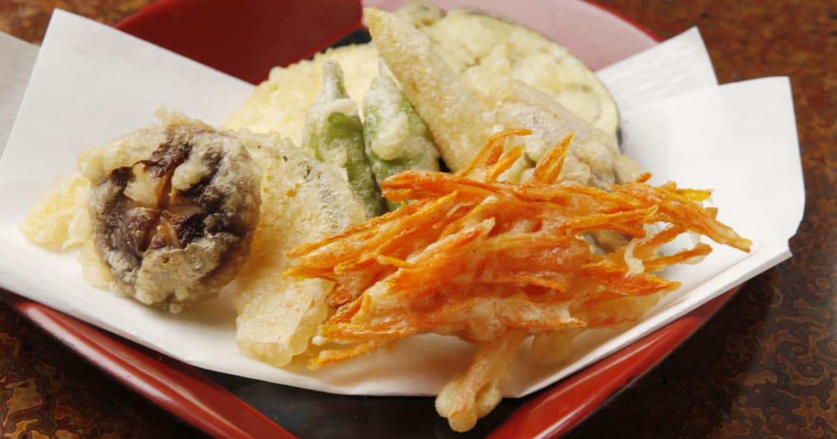 Légumes tempura   Foodlavie 98059405e1b9