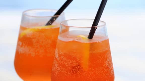 spritz tropical