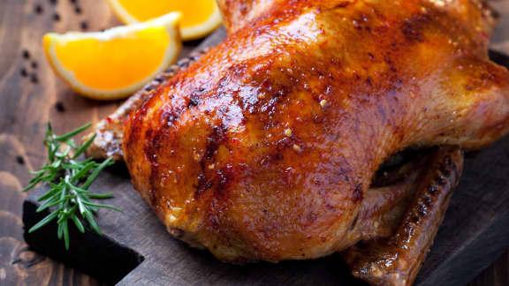 Poulet grill l 39 am ricaine foodlavie - Comment faire du poulet grille ...